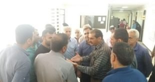 اعتصاب قصابان گچساران وارد پنجمین روز خود شد