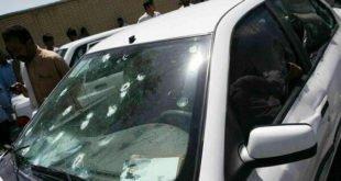 به رگبار بستن خودروی یک شهروند کرد در کرمانشاه و کشته شدن راننده آن