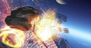 فاجعه در فضا..ماهواره ۴ تنی از کنترل خارج شده است