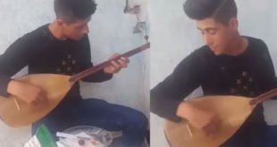 ایران -کشته شدن یک کولبر نوازنده ۱۷ساله توسط نیروهای انتظامی+فیلم