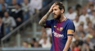 پیام همدردی مسی با خانوادههای قربانیان حمله تروریستی بارسلونا