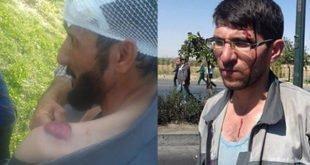 ایران- حمله بسیجیان و ماموران یگان ویژه به کارگران آذر آب