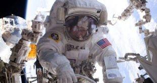 فضانورد زن آمریکایی با رکوردی تازه به زمین بازگشت