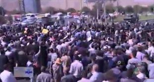 اعتراف به تظاهرات کارگران آذرآب و هپکو اراک برای اولین بار در تلویزیون رسمی حکومتی