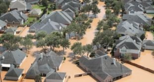 بازسازی خرابیهای طوفان هاروی 'چند سال طول میکشد'
