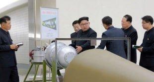 واکنشهای جهانی به آزمایش بمب هیدروژنی در کره شمالی