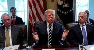 ترامپ: به احتمال زیاد کل توافق هستهای با ایران را پایان دهیم