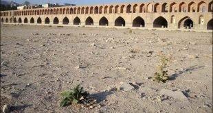 ایران- تجمع اعتراضی مردم خشمگین اصفهان به خشکی زاینده رود+فیلم