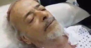 دکتر محمد ملکی در بیمارستان بستری شد+فیلم
