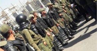شکستن محاصره نیروی انتظامی توسط مالباختگان و حرکت به سمت میدان بهارستان+فیلم