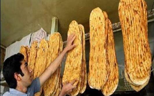 ایران - افزایش ۳۲ درصدی قیمت نان در تهران