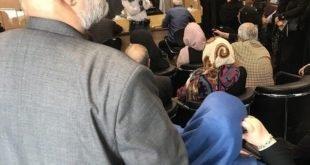ایران- اعتراض مالباختگان کاسپین مقابل ساختمان مرکزی در تهران+فیلم