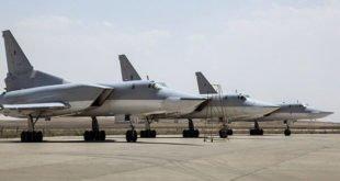 بمباران سوریه توسط بمب افکن های روسیه با عبور ازآسمان ایران