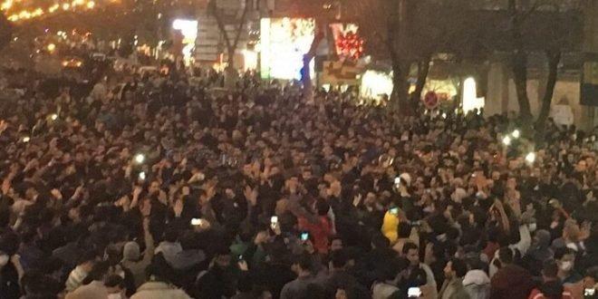 اعتراضات معیشتی و اقتصدی در زنجان