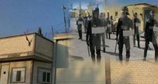 یورش وحشیانه گارد زندان رجایی شهر به زندانیان بی دفاع