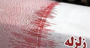 زلزله ۶ ریشتری ازگله در استان کرمانشاه را لرزاند