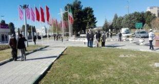 ضرب و شتم زنان و استفاده از گاز فلفل در تجمع مالباختگان گلیم و گبه کرمانشاه