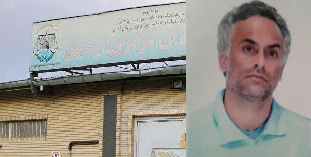 ایران - شکنجه مجدد یک زندانی محکوم به اعدام توسط مسئولین زندان اردبیل
