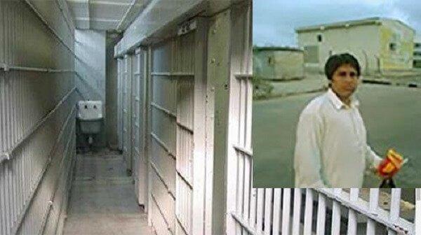 ایران - ادامه اعتصاب غذا و داروی محمدصابر ملک رئیسی در قرنطینه زندان