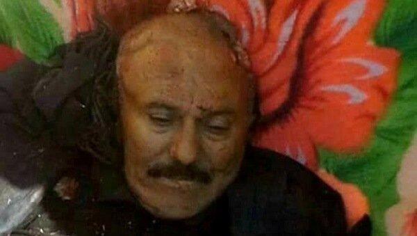 تایید کشته شدن علی عبدالله صالح