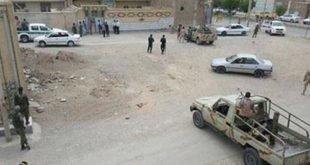 کشته شدن سه نفر از ماموران نیروی انتظامی در یک درگیری مسلحانه در خاش