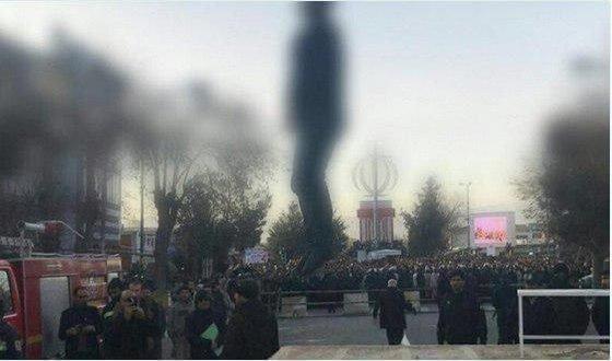 اولین اعدام در ملاعام در سال جدید میلادی در سلماس و یک اعدام در قزوین