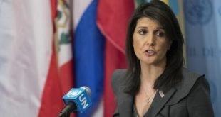 آمریکا خواستار نشست اضطرای شورای امنیت درباره ایران شد