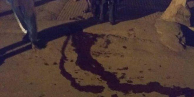 کشته شدن یک شهروند ایرانشهری با ضربه عامدانه یک نیروی انتظامی با خودرو
