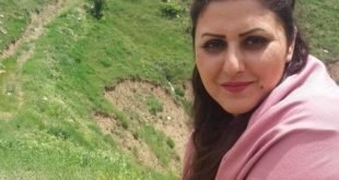 پیام زندانی سیاسی گلرخ ایرایی در رابطه با تظاهرات سراسری مردم