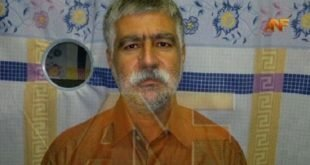 ممانعت از انتقال زندانی سیاسی محمد نظری به بیمارستان علیرغم وخامت حالش