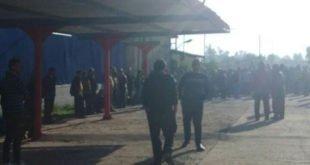 اعتصاب کارگران نیشکر هفت تپه و تهدید به تصرف کارخانه + فیلم