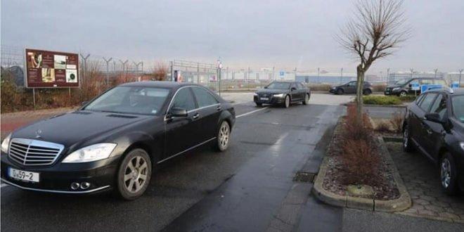 فرار مفتضحانه هاشمی شاهرودی به ایران با خودروهای سفارت