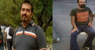 ضرب و شتم وحشیانه زندانی سیاسی سهیل عربی و انتقال وی به زندان تهران بزرگ در ششمین روز اعتصاب غذا