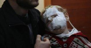 کمپین جمعآوری امضا برای قاسم پسر بچه دو ساله سوری
