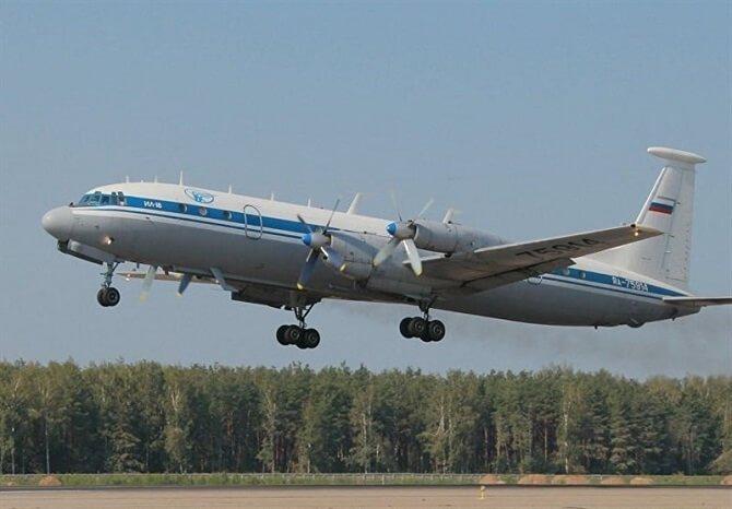 سقوط هواپیمای روسیه به کشته شدن ۷۱ نفر انجامید