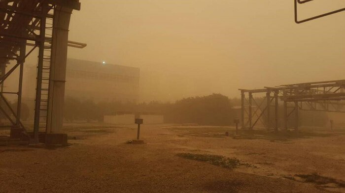 آلودگی هوا در اهواز به شرایط فوق خطرناک رسید