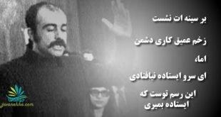 گرامی باد سالگرد شهادت خسرو گلسرخی شاعر و نویسنده مردمی