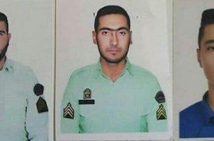 کشته شدن ۵ تن از ماموران نیروی انتظامی در درگیری های شب گذشته در گلستان هفتم تهران