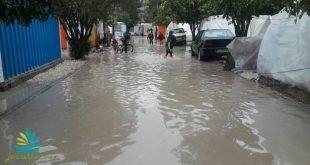 گزارش تصویری دردناکی از وضعیت مردم زلزله زده در سرپل ذهاب بعد از بارش باران