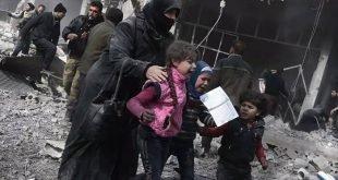 مرگبارترین خشونتها در غوطه شرقی در سوریه از سال ۲۰۱۳تا کنون با ۲۵۰ کشته