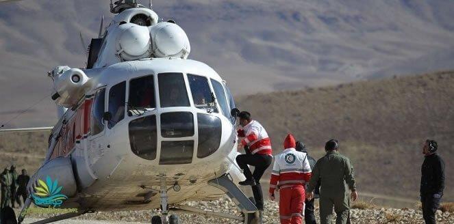 پیدا شدن لاشه هواپیمای مسافربری تهران-یاسوج و انتظار خانواده های داغدار