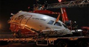 سرنگونی یک هواپیمای روسی در سوریه و کشته شدن تمامی سرنشینان آن