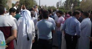 تجمع اعتراضی هموطنان عرب در اهواز و عقب نشینی صدا وسیما در خوزستان