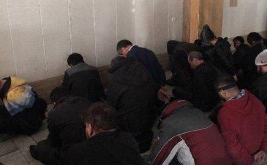 اعزام ۴۰۰تن از دستگیرشدگان گلستان هفتم به دادگاه