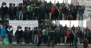تجمعات اعتراضی اقشار مختلف مردم در گوشه و کنار شهرها طی ۲۴ ساعت گذشته همراه با تصاویر