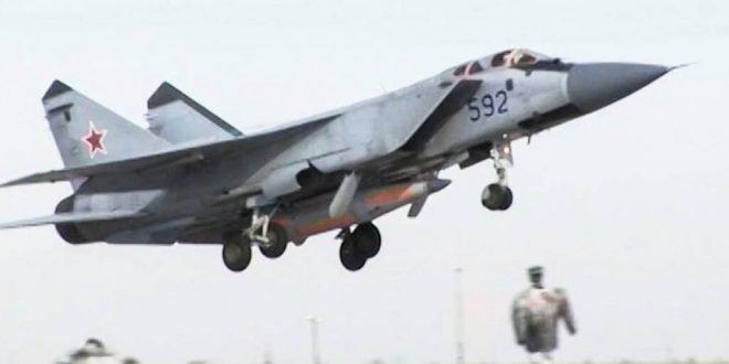 روسیه موشک جدید «خنجر» را که ده برابر صوت سرعت دارد با موفقیت آزمایش کرد