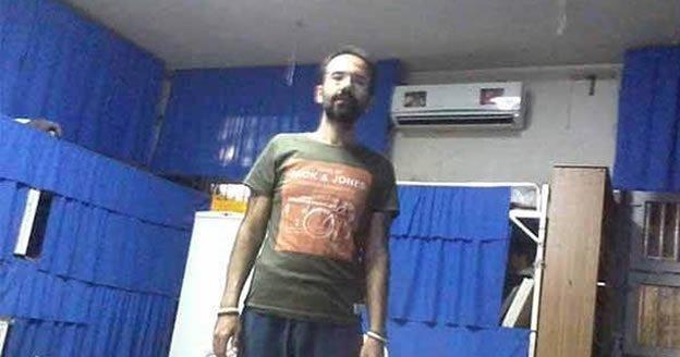 ضرب و شتم سهیل عربی و انتقال وی به بیمارستان خمینی در وضعیت اعتصاب خشک