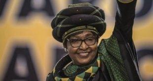 وینی ماندلا همسر سابق نلسون ماندلا درگذشت