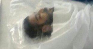 مراسم دردناک خاکسپاری جوان اعدامی بهمن ورمزیار