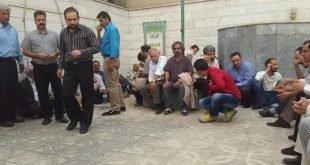 بلاتکلیفی صدها تن از دراویش گنابادی در زندان تهران بزرگ